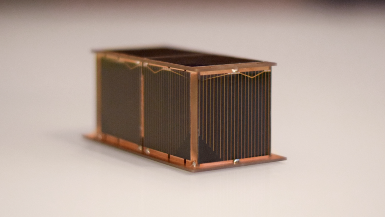A legkisebb műhold!